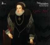 Cynthia's revels CD Cover