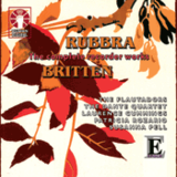 'Edmund Rubbra & Benjamin Britten - The Complete Recorder Works' CD Cover