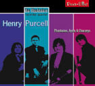'Henry Purcell: Phantasies, Ayres & Chaconys' CD Cover